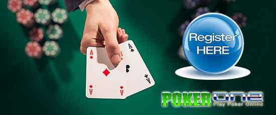 daftar poker dan domino online poker1one