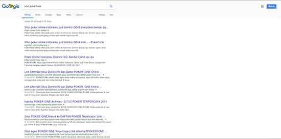 situs poker domino poker1one google