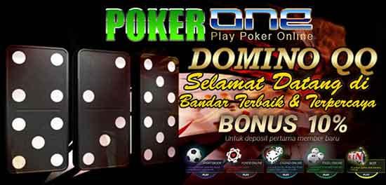 situs judi domino online poker1one