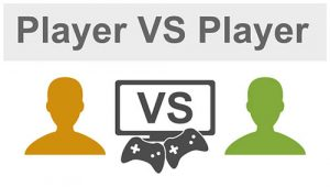 100% player vs player