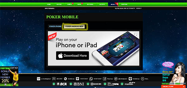 download aplikasi poker ios iphone