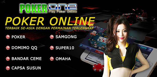 nama situs poker indonesia